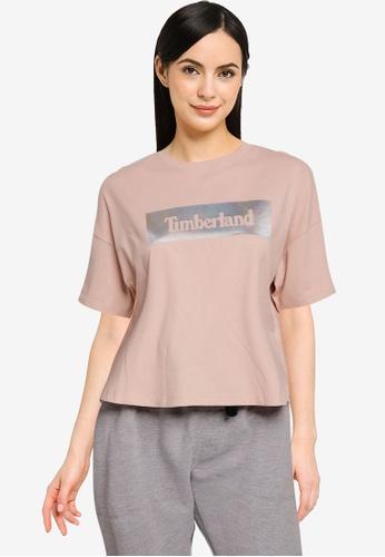 Timberland pink Diamonds & Pearls Tee 7C948AACBF8607GS_1
