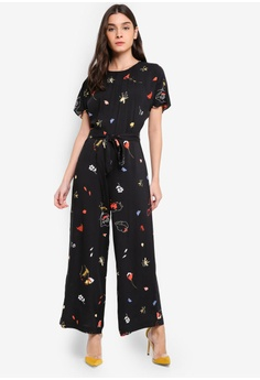 19527bee07d Buy WAREHOUSE Playsuits   Jumpsuits For Women Online on ZALORA Singapore