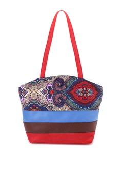 Curved Can Tote Bag