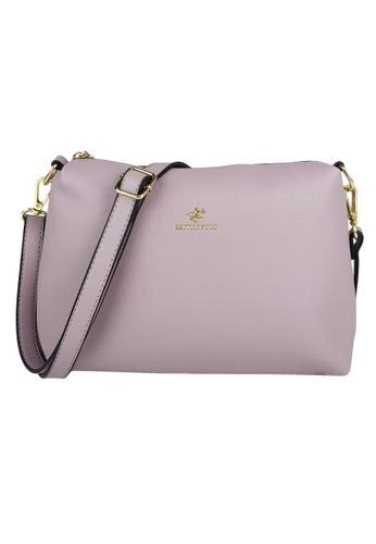 British Polo purple Simply Sling Bag Sweet Purple 2C8A7AC7B0006FGS 1 ab82a3d0c2b32