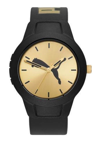 PUMA black Reset V2 Watch P1059 78E24AC6890309GS_1