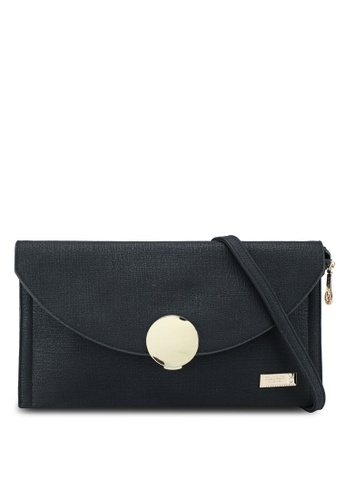 Playboy black Playboy Clutch/Sling Bag E95EBAC5E10D1DGS_1