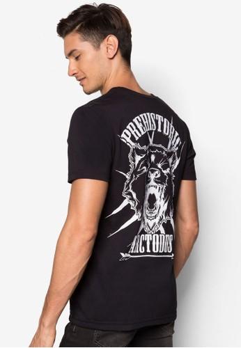 Arctodus 圖文設計TEE,esprit 高雄 服飾, 服飾
