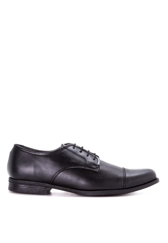 H2Ocean black Corbin Formal Shoes H2527SH61UCWPH_1