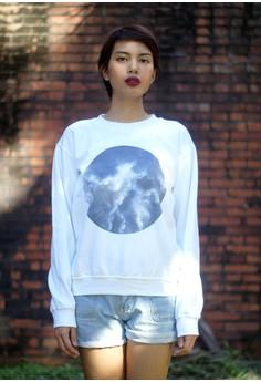 Nimbus Graphic Pullover