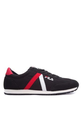 Fila black Brivee Sneakers FI683SH78VEZPH_1
