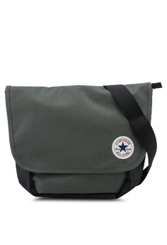 Converse green Converse All Star Core Seasonal Color Messenger Bag  42B46AC82DB540GS 1 dccf6161daac6