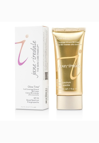Jane Iredale JANE IREDALE - Glow Time Full Coverage Mineral BB Cream SPF 25 - BB5 50ml/1.7oz 54676BEAA281CCGS_1