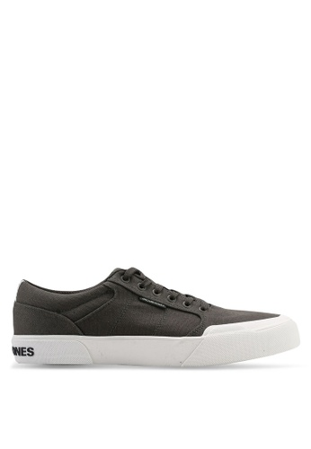 Jack & Jones green Thai Sneakers D7830SH2AAD0BFGS_1