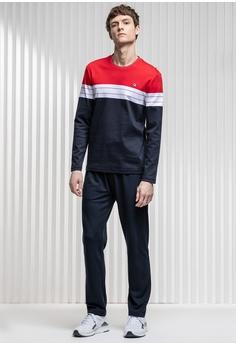 d84e75c8b87c Fila Ginny Long Sleeve T-shirt S$ 128.00. Sizes S M L XL XXL