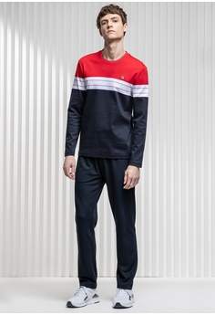 896f773ec251 Fila Ginny Long Sleeve T-shirt S  128.00. Sizes S M L XL XXL