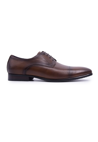 Rad Russel brown Rad Russel Lace Up Derby-Brown 50B07SHD779830GS_1