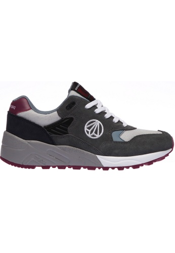 paperplanes grey Paperplanes-1348 Causal Camp Walking Sneakers Shoes US Women Size PA355SH39PLCSG_1