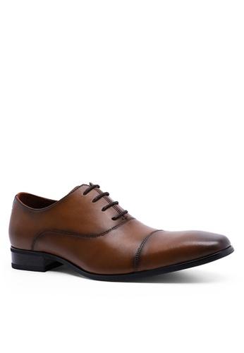 Twenty Eight Shoes 馬丁尼真皮皮鞋DS566 ECDBASH2065CD8GS_1
