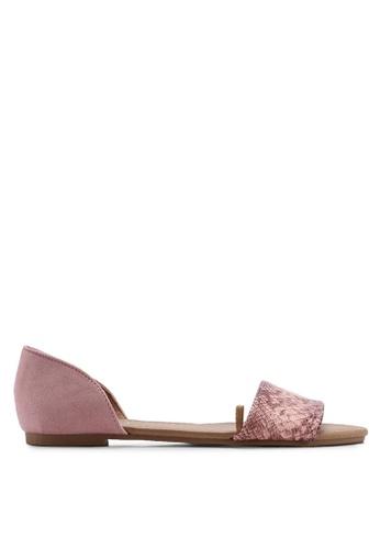 Rubi 粉紅色 Dixie Peep 59E2DSHAE2173EGS_1
