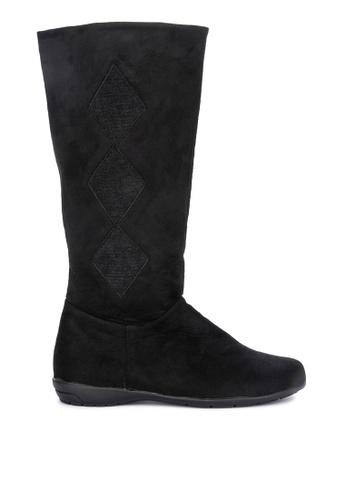 S&H black Narcisse Boots 8EDBDSHA2BE739GS_1