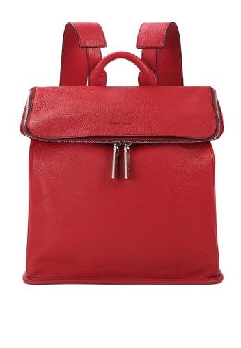 RABEANCO red CUBE Backpack RA424AC2VHIIHK_1