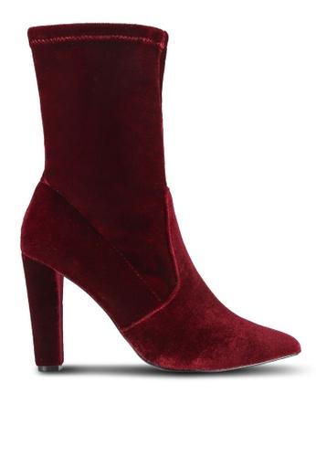 ALDO red Kedyssi Boots AL087SH0RYDSMY_1
