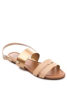 Amanda Flat Sandals