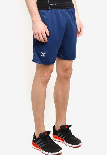 FBT navy Sports Shorts FB961AA42WOBMY_1