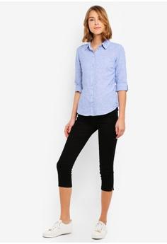 6851826866f57 20% OFF Dorothy Perkins Black 'Eden' Super Soft Cropped Jeggings HK$ 220.00  NOW HK$ 175.90 Sizes 6 8 10 12 16