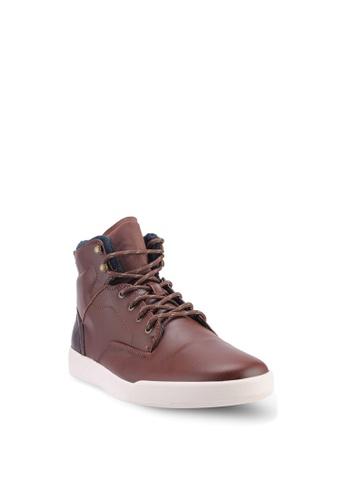 3301b8b288a2 Shop Topman Tan Ranger Hi Top Boots Online on ZALORA Philippines