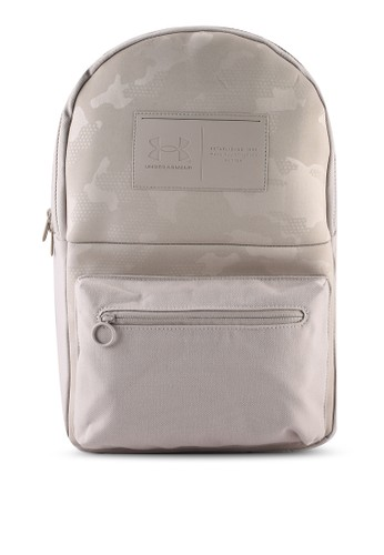 Under Armour grey UA Loudon Lux Backpack 87C0DACB850701GS_1
