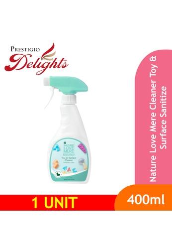 Prestigio Delights black Nature Love Mere Cleaner Toy & Surface Sanitize 400ml 3C8B8ES46EC904GS_1