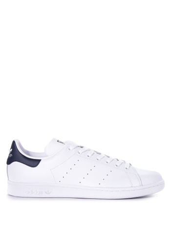 adidas white adidas originals stan smith AD372SH13OUGMY_1
