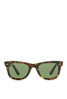 Wayfarer Fleck Sunglasses