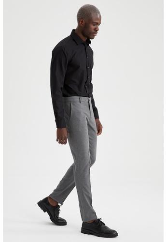 DeFacto black Long Sleeve Shirt 673BCAAF3FE297GS_1