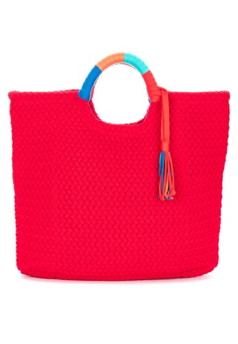 CHILL BY NOOKS red Bayong With Tassle 022D0ACC82CE68GS_1