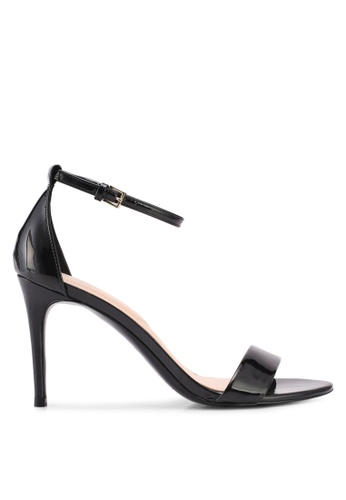 ALDO black Cally Heeled Sandals DA1CCSH281C6F9GS_1