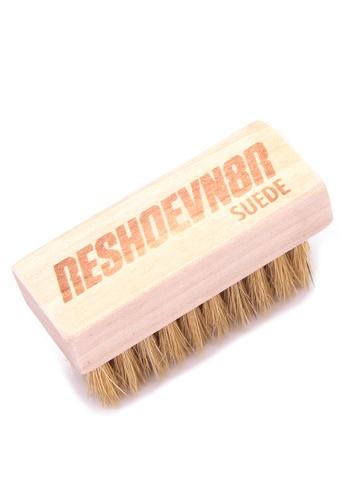 RESHOEVN8R brown Reshoevn8r Suede Brush RE784SH69CQCPH_1