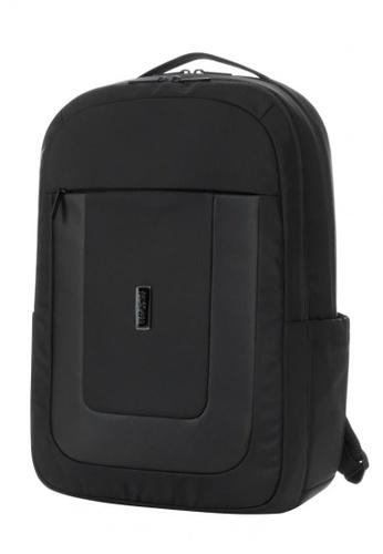 American Tourister black American Tourister Scholar Backpack 11 E5D49ACABD6803GS_1