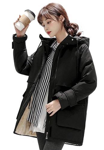 Sunnydaysweety black Padded Coat A102204BK AFD52AA87DC4B1GS_1