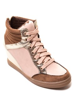 Tammy Wedge Sneakers