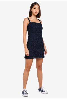 f892e4652b77 18% OFF Hollister Lace Dress S  98.00 NOW S  79.90 Sizes XS S M L
