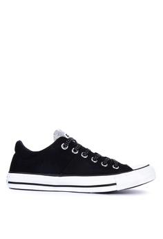 1786e5ffedaa Converse black Chuck Taylor All Stars Madison Starry Night Metallic Sneakers  FCFF3SH8438269GS 1