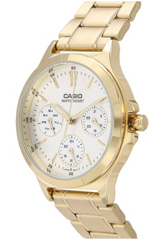 5c20f2069 44% OFF Casio Casio LTP-V300G-7AUDF Watch RM 364.00 NOW RM 203.20 Sizes One  Size