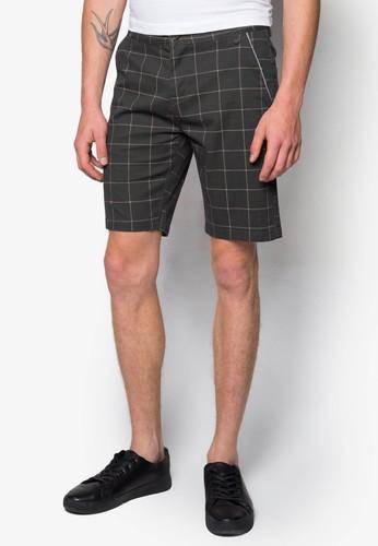 格紋短褲esprit分店, 服飾, 短褲