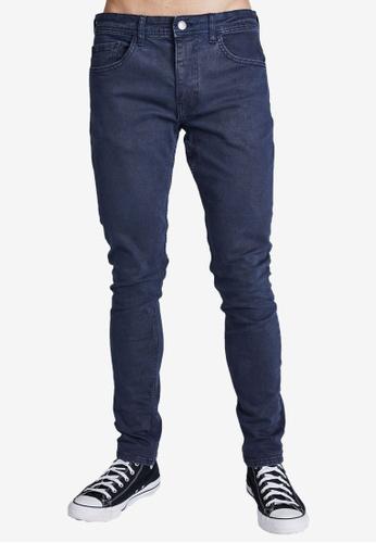 Cotton On blue Super Skinny Jeans 8685CAAB380B07GS_1