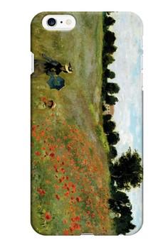 Monet Landscape Matte Hard Case for iPhone 6 Plus