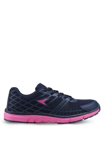 Power navy Athletic Walking Shoes DB6DFSH9CC5A11GS_1