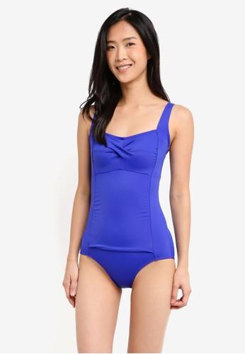 Dorina blue Fiji Swimsuit DO523US0SSDQMY_1