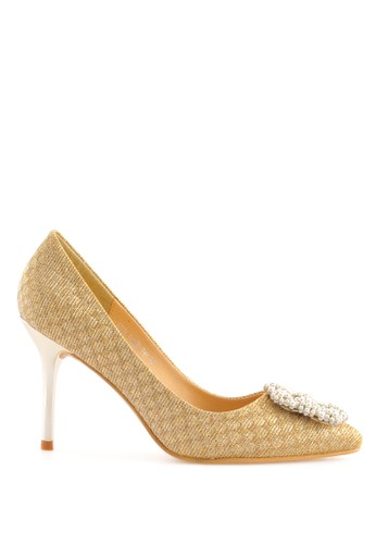 RICHELLE IN PEARL - GOLD