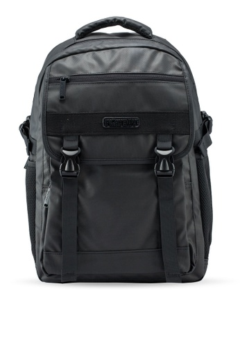 Playboy black Backpack 29AD1ACAFE2795GS_1