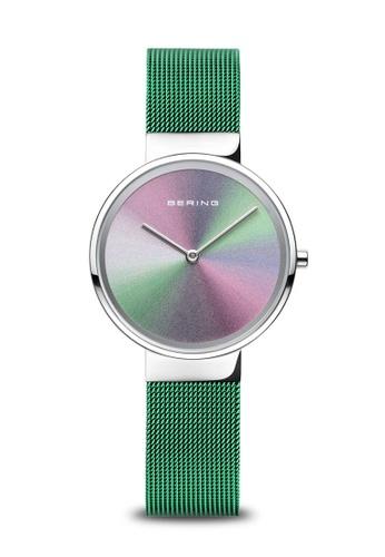 Bering green Bering Anniversary Multicolor Women's Watch (10X31-ANNIVERSARY1) 4CB44ACBD8CCB7GS_1