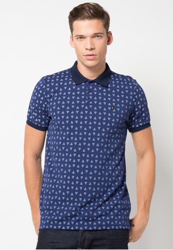 Triangle Polo Shirt