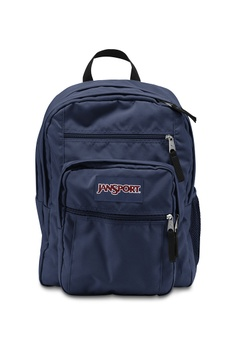 6bb189aed Jansport navy Jansport Big Student Navy Backpack - 34L EE6FFAC97B9CE3GS_1
